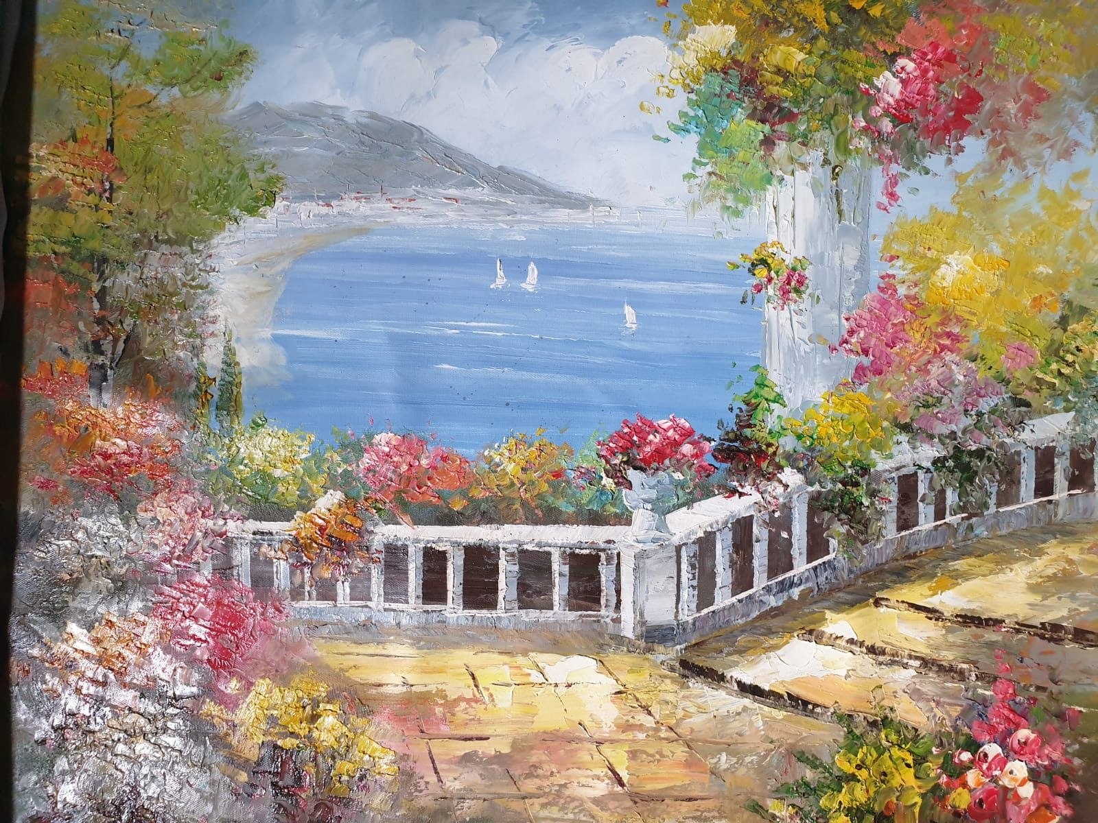 , Oil Painting, BStudio SG