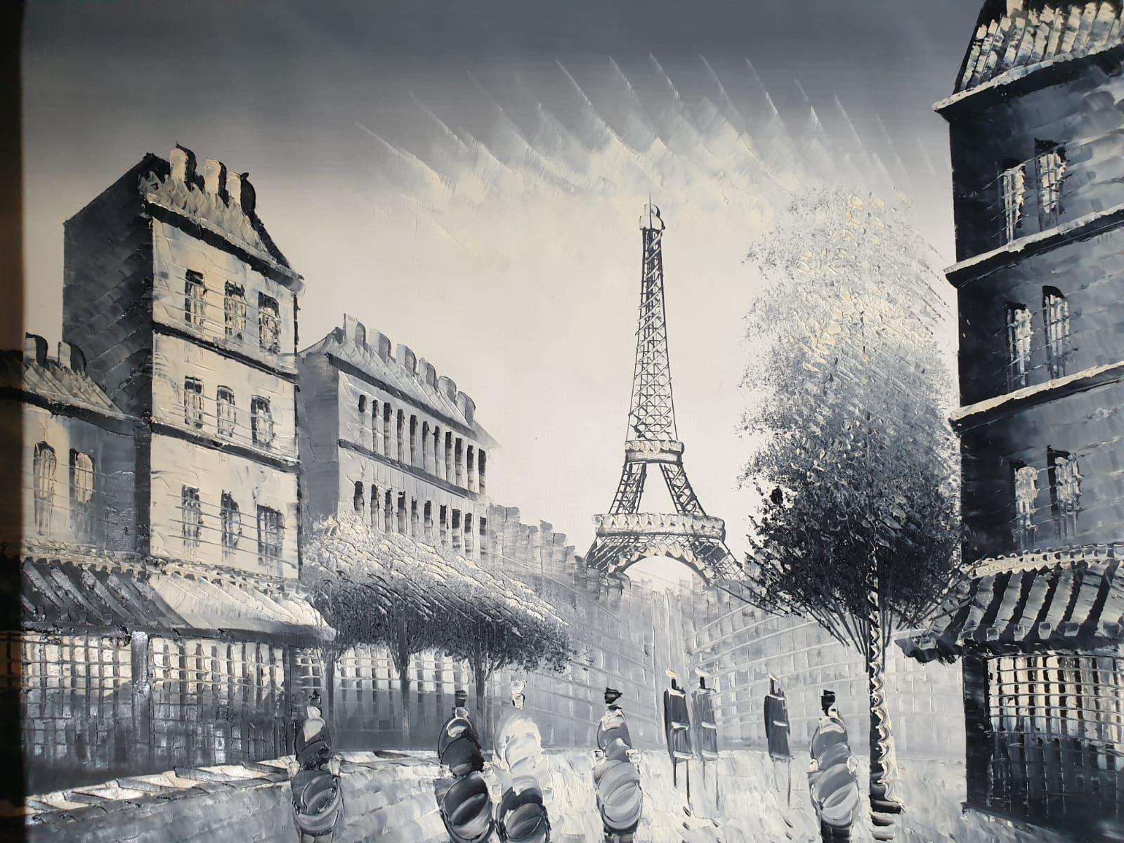 , Oil Painting, BStudio SG, BStudio SG
